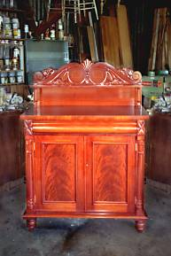Thomas Hope Style 1840's Sideboard